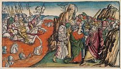 Nuremberg chronicles - f 30v 1
