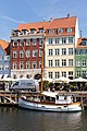 Nyhavn 11 and 13 with a ship. .jpg