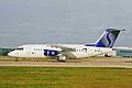 OO-DJP 3 B.Ae 146-RJ85 DAT Delta Air Tspt MAN 10FEB02 (6955985214).jpg