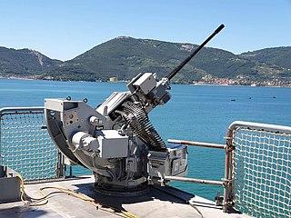 Oerlikon KBA Type of Autocannon