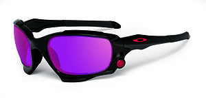 Oakley, Inc. - A pair of Oakley sunglasses