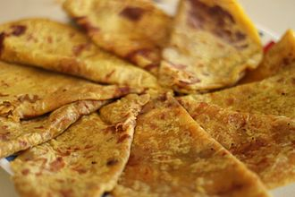 Gujarati cuisine - Puran Poli