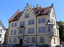 Oberer Schrannenplatz in Lindau (Bodensee)