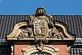 Oberfinanzdirektion (Hamburg-Altstadt).Fassade Alsterfleet.Wappen.2.29153.ajb.jpg