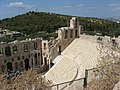 Odeon of Herodes Atticus - panoramio - roadmap.jpg