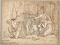 Oedipus at Colonus, Cursing his Son Polynices MET DP823641.jpg