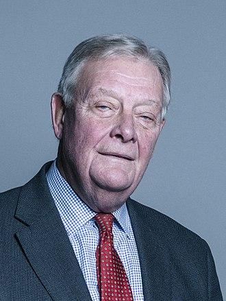 Michael Walker, Baron Walker of Aldringham - Michael Walker in 2018