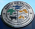Official seal and logo of Talisay, Batangas.jpg