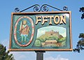 Offton village sign - geograph.org.uk - 968590.jpg