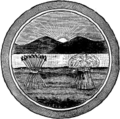 Ohio coat of arms, 1868.png