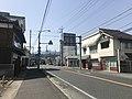 Oita Prefectural Road No.9 near Motomachi Crossroads.jpg