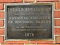 Old Edwards Inn Historical Marker, Highlands, NC (46642913121).jpg