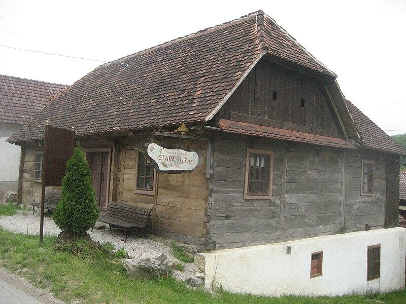 F jl old house krasic croatia jpg wikip dia for Classic house wikipedia