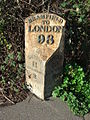 Old Milepost - geograph.org.uk - 1568796.jpg