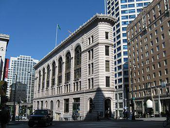English: Old Seattle Times Building, Seattle, WA.