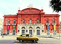 Old car and old teatre.jpg