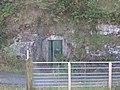 Old explosives store, Meldon Quarry, Okehampton, Devon.jpg