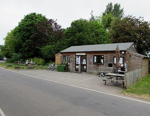 Oldbury-on-Severn Community Shop (geograph 6164715)