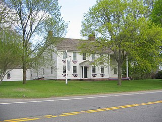 Oliver Ellsworth Homestead United States historic place