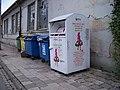 Olomouc, Na Šibeníku, kontejnery.jpg