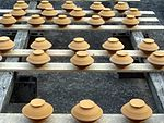 Onta Pottery drying in the sun.jpg