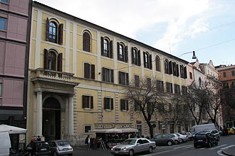 Pontifical Oriental Institute - Image: Orientalinstitute 2