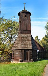 Orlické Podhůří, Rviště, bell tower.jpg