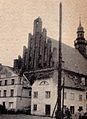 Orneta, ratusz, 1965.jpg