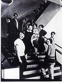Women of the Bauhaus