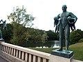 Oslo, Vigeland Park, bridge (11).jpg