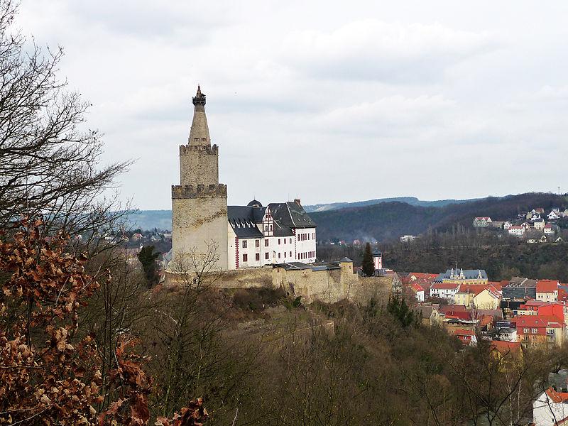 Osterburg Weida - Quelle: wikimedia.org