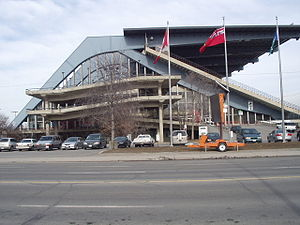 Das Ottawa Civic Centre (2003)