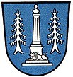 Coat of arms of Ottobrunn