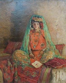 Ouled Naïl de Souskra par Maurice Bompard