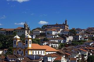 Minas Gerais state in Southeastern Brazil