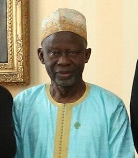 Gambian politician