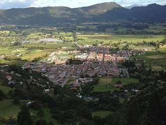 Tenjo - View of Tenjo
