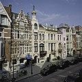 Overzicht, gevelwand met verschillende stijlen - Amsterdam - 20409017 - RCE.jpg
