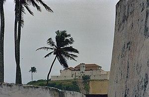 Elmina - Fort São Jago da Mina in Elmina