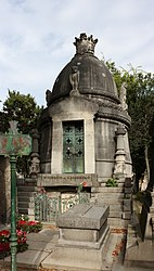 Tomb of Thomas Philippe Antoine Riera y Roses