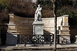 Tomb of Gouvion-Saint-Cyr