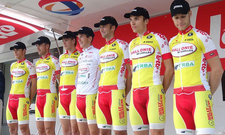 Péronnes-lez-Antoing (Antoing) - Tour de Wallonie, étape 2, 27 juillet 2014, départ (C008).JPG