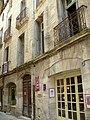 Pézenas - Hôtel de Ribes - Façade 11 rue Triperie-Vieille -262.jpg