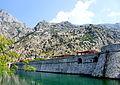 Północna część murów miejskich w Kotorze.jpg