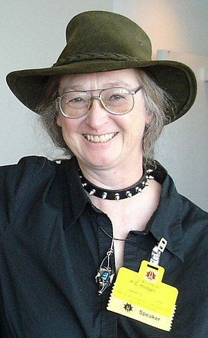 P. C. Hodgell - Worldcon 2006 (aka L. A. con IV)