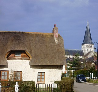 Saint-Martin-de-Boscherville Commune in Normandy, France