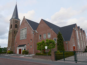 Restored Reformed Church - HHK Staphorst (2300 seats)