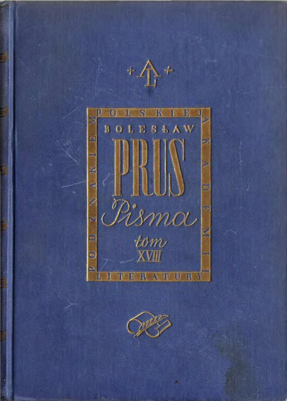 BOLESLAW PRUS FARAON EPUB