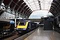 Paddington - fGWR 43063 and Heathrow Express 332008.JPG