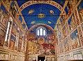 Padova Cappella degli Scrovegni Innen Langhaus West 3.jpg